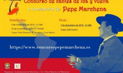 AionSur cante-pepe-marchena-400x240 Los cantes de ida y vuelta a la memoria de Pepe Marchena arrancan con 12 concursantes Cultura Marchena