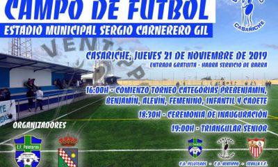 AionSur casariche-400x240 Casariche inaugura hoy un nuevo estadio de fútbol Casariche Provincia