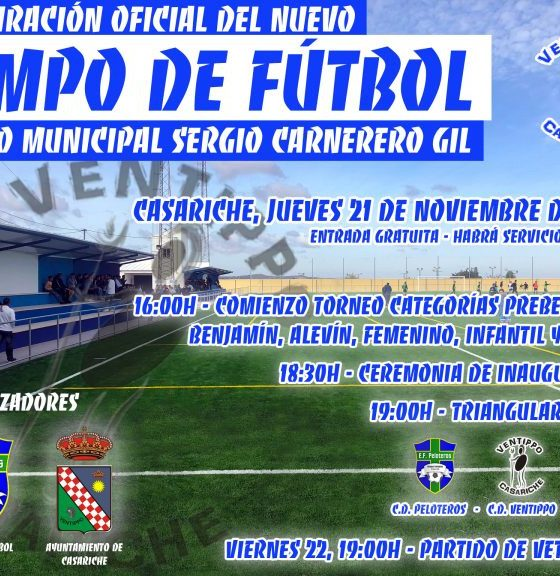 AionSur casariche-560x576 Casariche inaugura hoy un nuevo estadio de fútbol Casariche Provincia