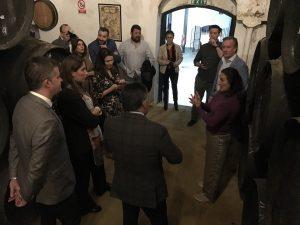 AionSur estepa-3-300x225 Los mantecados y polvorones de Estepa se encuentran con el mejor vino de Jerez Economía Estepa