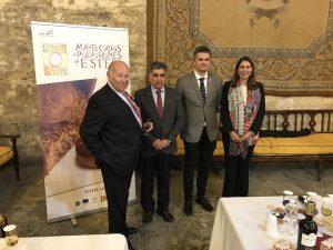 AionSur estepa-4-300x225 Los mantecados y polvorones de Estepa se encuentran con el mejor vino de Jerez Economía Estepa
