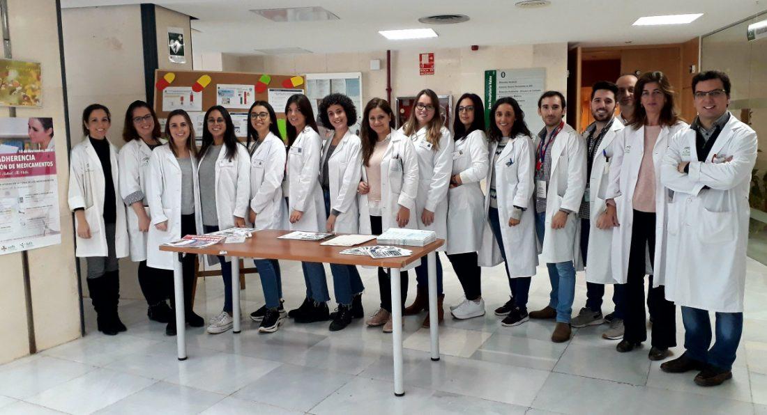 AionSur farmacéuticos-hospitalarios-valme-compressor Valme se suma a la celebración del 'Día de la Adherencia Farmacoterapéutica' Hospitales Salud