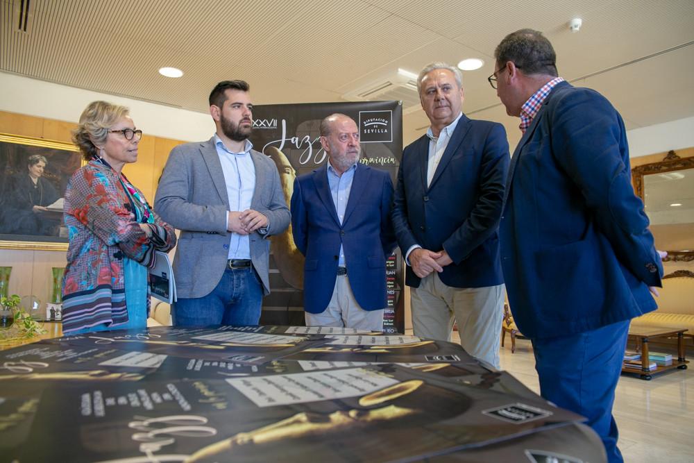 AionSur jazz-sevilla Nueva cita con el Festival Internacional de Jazz en la Provincia de Sevilla Cultura Provincia