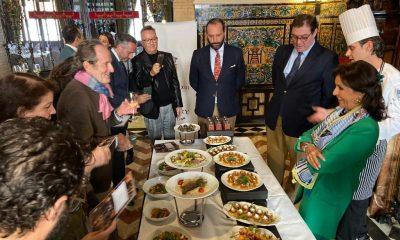AionSur menú-solidario-400x240 Menú de Navidad solidario, la apuesta de varios restaurantes de Sevilla en favor del Banco de Alimentos Sociedad Voluntariado