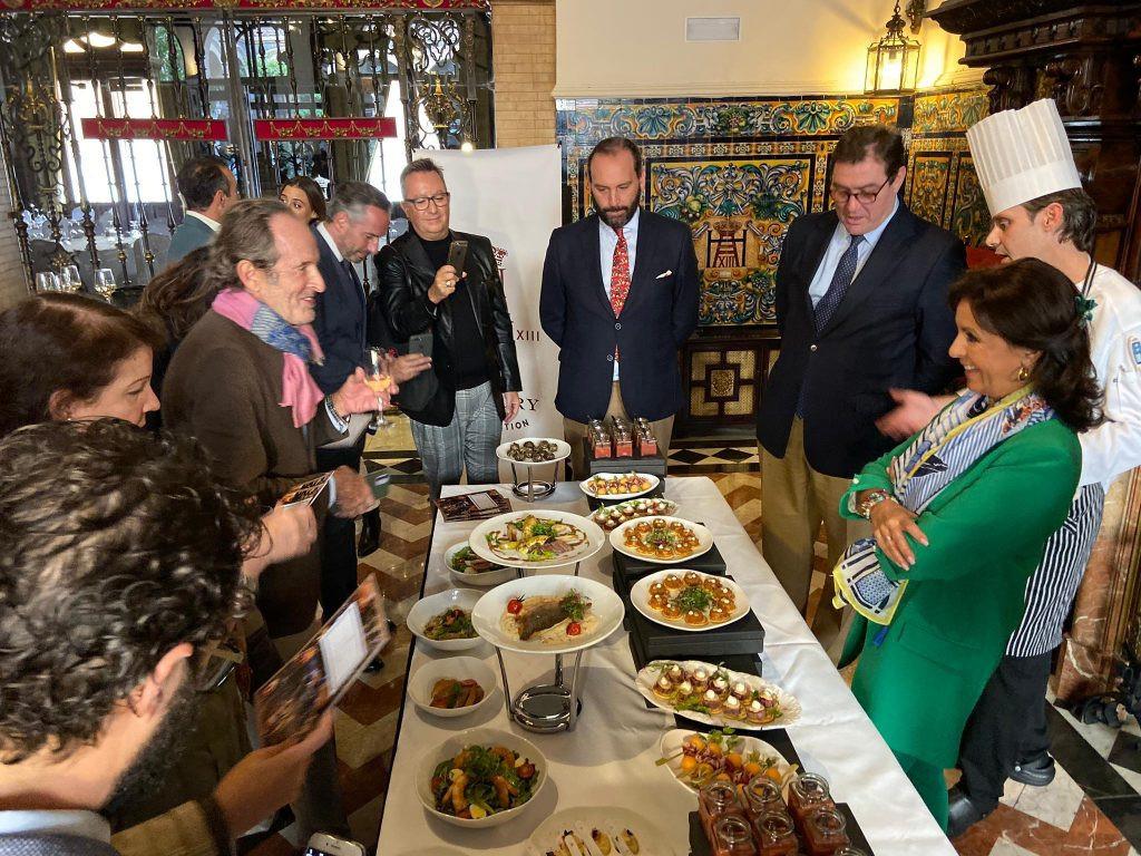 AionSur menú-solidario Menú de Navidad solidario, la apuesta de varios restaurantes de Sevilla en favor del Banco de Alimentos Sociedad Voluntariado