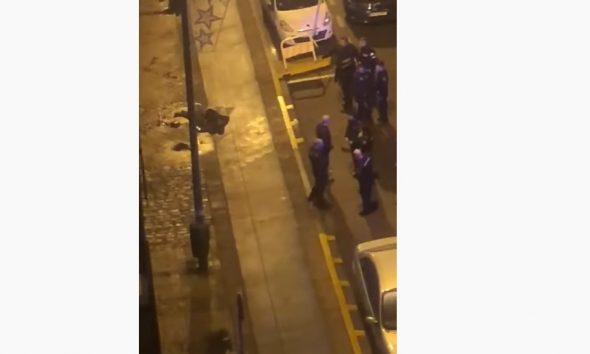 AionSur muerto-sevilla-Nervión-590x354 La Policía Nacional investiga las circunstancias de la muerte de un hombre en la puerta de la Comisaría de Nervión en Sevilla Sevilla Sucesos  destacado