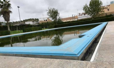 AionSur piscina-coripe-400x240 La piscina de Coripe se adapta a nuevos sistemas y se hace más accesible Coripe Sociedad