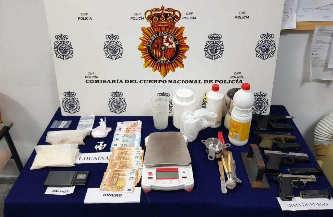 """AionSur policia-drogas Un detenido en Dos Hermanas por vender cocaína mediante el método de """"telecoca"""" Dos Hermanas Sucesos"""
