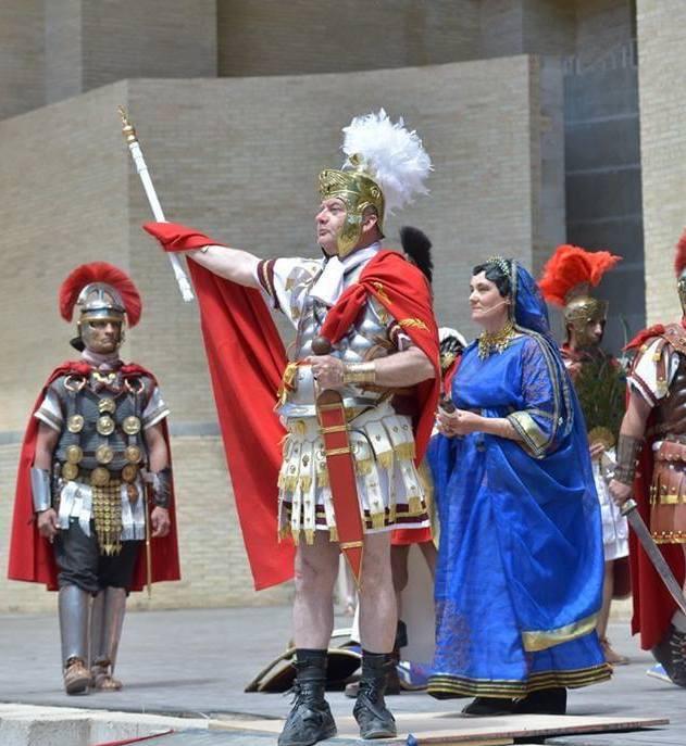 AionSur romanos Marchena se encuentra con Roma en una intensa jornada cultural Cultura Marchena  destacado