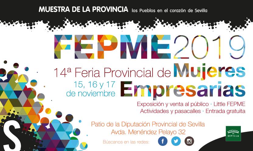 AionSur webFEPME2019_v01_web-Diputacion-2018 Las mujeres empresarias de Sevilla se reúnen en la Diputación Prodetur Provincia