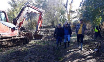 AionSur 191203-villanueva-3-compressor-400x240 Avanzan a buen ritmo los trabajos de limpieza y conservación del río Corbones para frenar las inundaciones Medio Ambiente