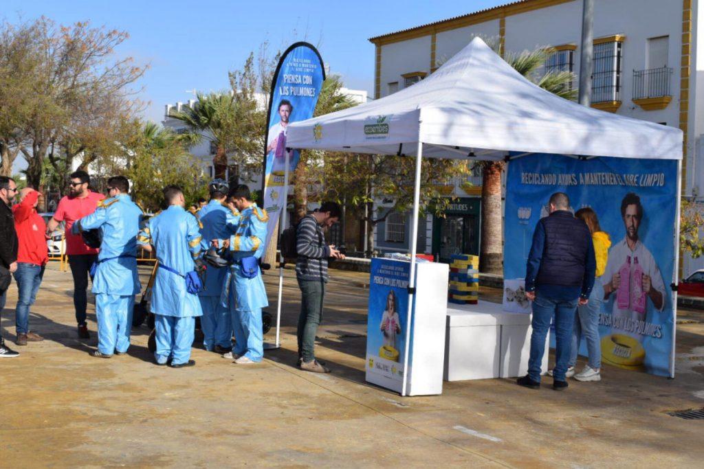 AionSur 59a11fca-99b4-457e-a0da-8a04bfc1125c-compressor-1024x683 Un día soleado en La Puebla de Cazalla dedicado al reciclaje La Puebla de Cazalla Medio Ambiente  destacado