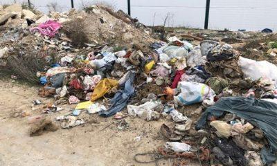 """AionSur 79507406_582737072502787_3606544885252882432_n-compressor-400x240 Los ecologistas de """"Jaedilla"""" denuncian un vertido de residuos en el polígono industrial Los Pozos de Arahal Arahal Medio Ambiente  destacado"""