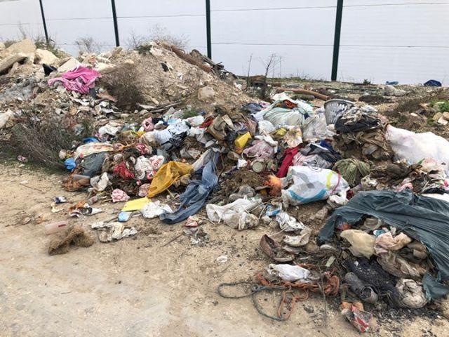 """AionSur 79507406_582737072502787_3606544885252882432_n-compressor Los ecologistas de """"Jaedilla"""" denuncian un vertido de residuos en el polígono industrial Los Pozos de Arahal Arahal Medio Ambiente  destacado"""