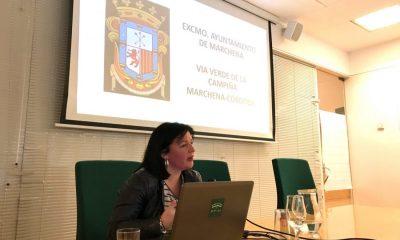 AionSur Alcaldesa-Marchena-vias-verdes-400x240 La gestión de la vía verde de Marchena, ejemplo en las primeras jornadas de este servicio Marchena Sociedad
