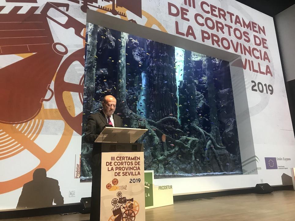 AionSur Cine-dipu-1 Final de gala para el III Certamen de Cortos de la provincia de Sevilla Cultura Diputación Prodetur destacado