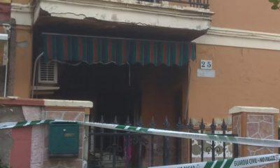 """AionSur Incendio-El-Viso-400x240 El Ayuntamiento de El Viso: """"Nada obstruyó el trabajo de los bomberos"""" Incendios Sucesos"""