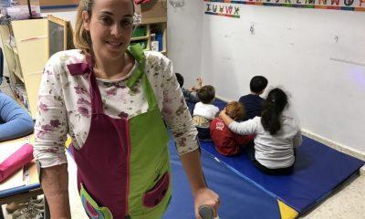 AionSur Isabel-maestra-5-400x240 Isabel, maestra contra la espina bífida y la sociedad Salud Sociedad