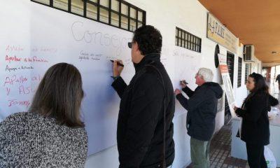 AionSur Macarena-churros-400x240 Vecinos de Sevilla cambian churros por consejos para cuidar y acompañar a enfermos y dependientes Sevilla Sociedad