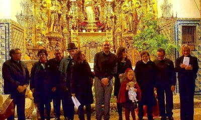 AionSur Maese-Perez-2-400x240 Bécquer cumple su cita anual con el convento de Santa Inés de Sevilla Cultura Sevilla