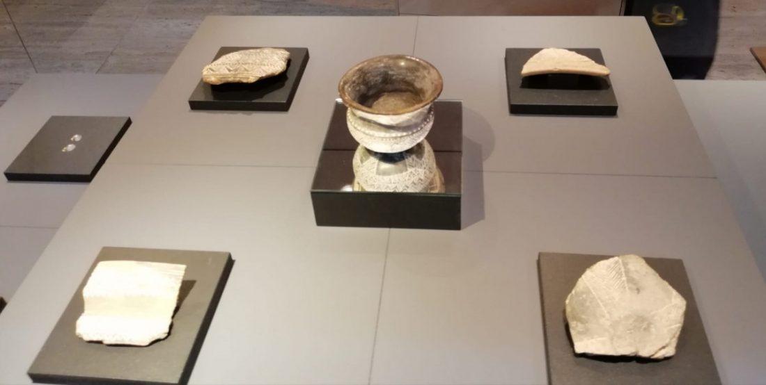 AionSur Piezas-Mairena Mairena del Alcor cede siete piezas calcolíticas para una exposición en León Cultura Mairena del Alcor