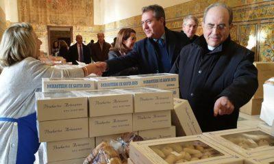 AionSur alcazar-400x240 Los mejores dulces de convento salen a la venta en el Alcázar Sevilla Sociedad  destacado