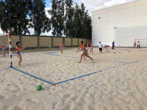 AionSur balonmano-playa-300x225 Premio a la promoción del balonmano playa en Utrera Deportes Utrera