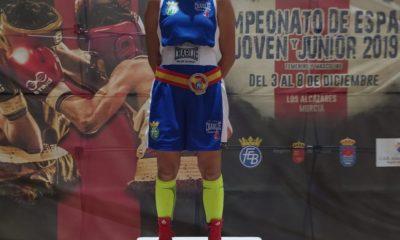 AionSur boxeo-marchena-400x240 La marchenera Mari Ángeles García se cuelga otra medalla nacional Deportes Marchena  destacado