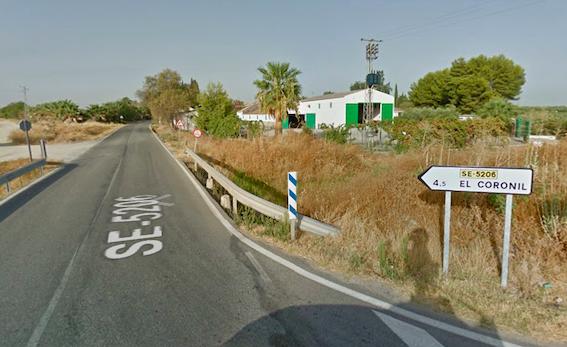 AionSur carretera-5026 La Diputación aprueba obras en varias carreteras de la provincia Diputación Provincia
