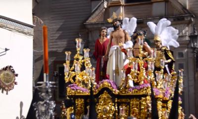 AionSur despojado-400x240 El Despojado de Sevilla irá una hora en silencio para facilitar su visión a personas con TEA Semana Santa Sevilla