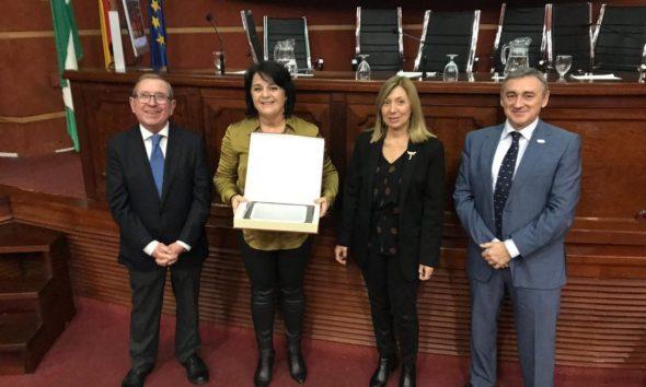 AionSur donaciones-premio-590x354 AION Sur recoge el premio que le distingue por la difusión de las donaciones de sangre Salud Sevilla  destacado