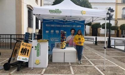 AionSur ecoembes-1-400x240 Arranca en Marchena la nueva campaña de Ecoembes por el reciclaje Marchena Sociedad  destacado