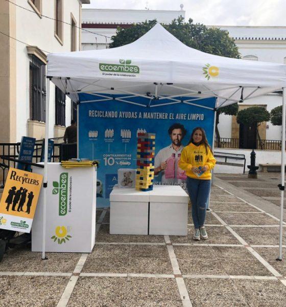 AionSur ecoembes-1-560x600 Arranca en Marchena la nueva campaña de Ecoembes por el reciclaje Marchena Sociedad  destacado