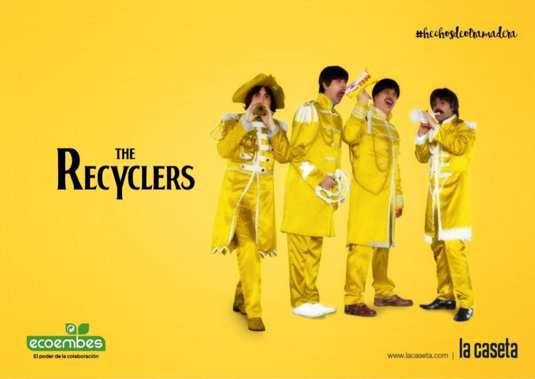 """AionSur ecoembes-campaña-campiña2000-compressor Vuelve """"The Recyclers"""" para enseñar a reciclar a los ciudadanos de los pueblos de la Mancomunidad Campiña 2000 Campiña Morón y Marchena Medio Ambiente  destacado"""