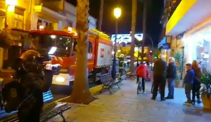 AionSur: Noticias de Sevilla, sus Comarcas y Andalucía incendio-el-viso Dos afectados por un incendio en El Viso del Alcor Incendios Sucesos