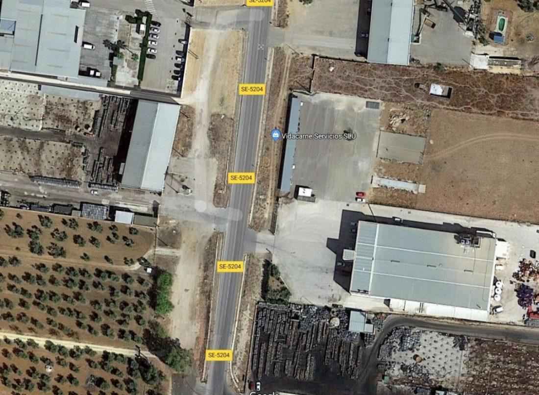 AionSur mapa-compressor Una familia de Arahal, desesperada por los continuos robos registrados en su propiedad durante los últimos años Arahal Sucesos  destacado