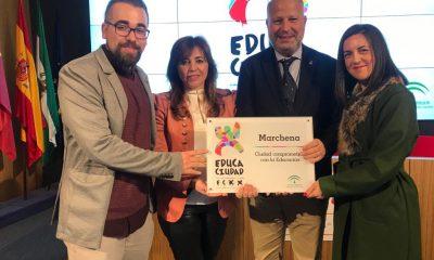 AionSur marchena-educa-2-400x240 La Junta premia al Ayuntamiento de Marchena por su compromiso con la educación Educación Marchena