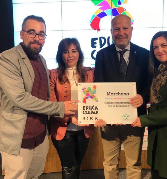 AionSur marchena-educa-2-560x600 La Junta premia al Ayuntamiento de Marchena por su compromiso con la educación Educación Marchena