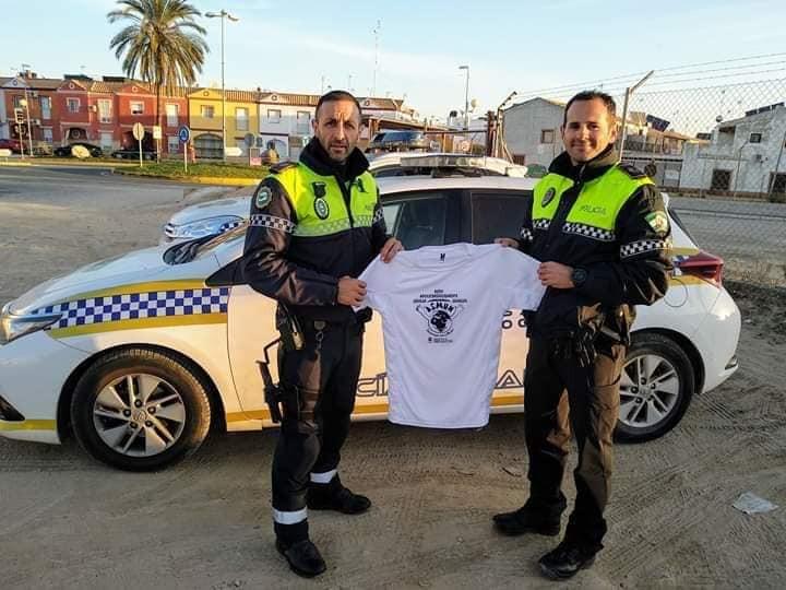 AionSur polis-Senegal Dos policías sevillanos recaudan casi 25.000 euros para ayudar a niños senegaleses Provincia Sociedad  destacado