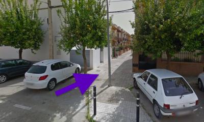 AionSur viso-call-incendio-400x240 Tres accesos a la calle de El Viso afectada por un incendio estaban tapados por farolas Incendios Sucesos destacado