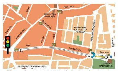 AionSur 0e9c9766-0cf6-4347-92f5-1ada0aa5a44f-compressor-400x240 Cortes de tráfico previstos este sábado para el Campeonato de Andalucía de Marcha en Ruta Arahal Atletismo Deportes  destacado CampeonatoAndalucía Marcha en Ruta