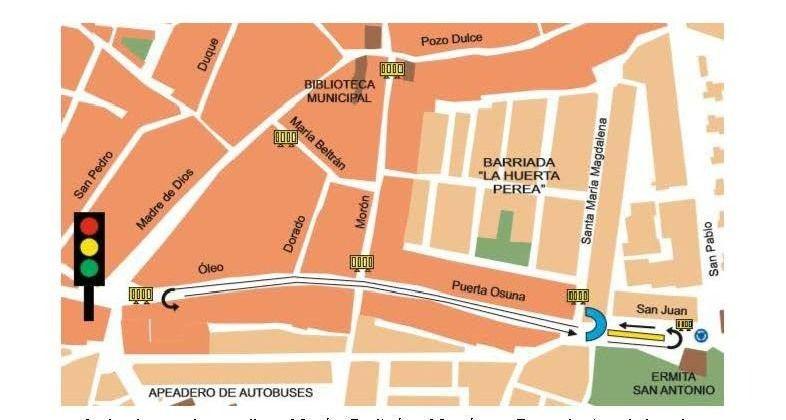 AionSur 0e9c9766-0cf6-4347-92f5-1ada0aa5a44f-compressor Cortes de tráfico previstos este sábado para el Campeonato de Andalucía de Marcha en Ruta Arahal Atletismo Deportes  destacado CampeonatoAndalucía Marcha en Ruta