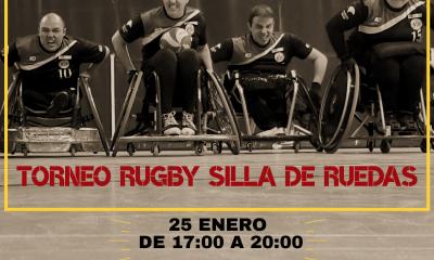 AionSur 20191216_215320-compressor-400x240 El Complejo Deportivo Sur de Alcalá acoge un torneo de rugby en silla de ruedas Alcalá de Guadaíra