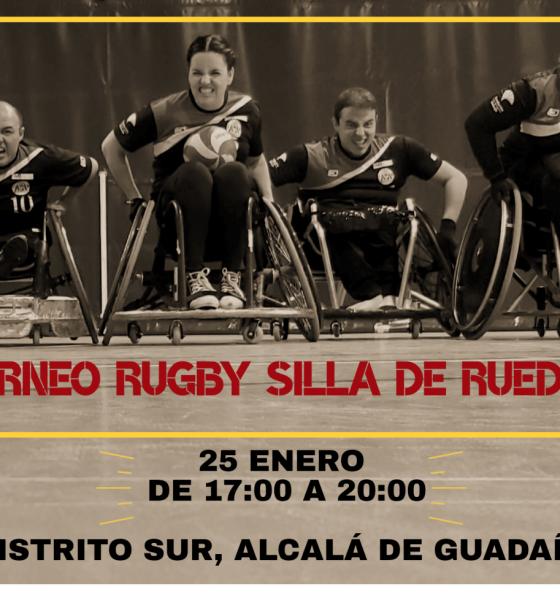 AionSur 20191216_215320-compressor-560x600 El Complejo Deportivo Sur de Alcalá acoge un torneo de rugby en silla de ruedas Alcalá de Guadaíra