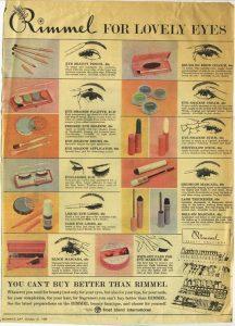 AionSur 6ece2d4cc6aecfe47dea661648bc7766-216x300 La historia del Rimmel Belleza  maquillaje maquilladora profesional historia del maquillaje destacado cursos de maquillaje en sevilla belleza
