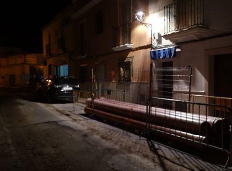 AionSur 83547734_1055350134825822_3149600136355643392_n-compressor-480x354 Críticas a la instalación de la iluminación LED en la calle Lope de Vega de Arahal Arahal  destacado