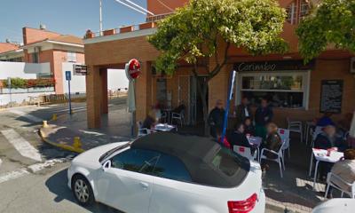AionSur Bar-mairena-400x240 Detenidos tras no querer soltar la caja registradora que habían robado en un bar Aljarafe Sucesos