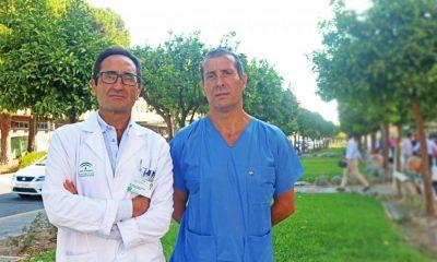 AionSur Benedicto-Crespo-y-Miguel-Ruiz-Veguilla-compressor-400x240 El Virgen del Rocío coordina el estudio nacional de un fármaco para personas con discapacidad intelectual y psicosis Hospitales Salud