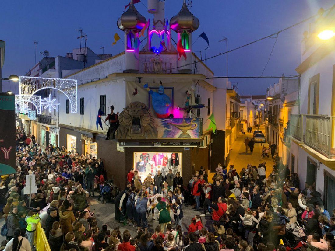 AionSur: Noticias de Sevilla, sus Comarcas y Andalucía Casalandia Un incendio arrasa el montaje navideño 'Casalandia' de Dos Hermanas Dos Hermanas Sucesos destacado