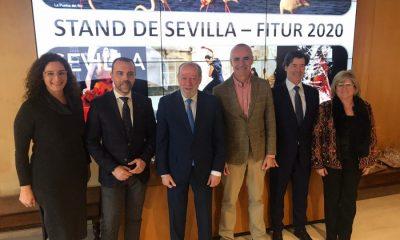 AionSur FITUR-AION-Dipu-400x240 La provincia de Sevilla llevará a FITUR su mejor gastronomía y su oferta sostenible Diputación Prodetur Provincia